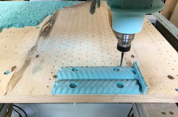 Production of Mold Patterns